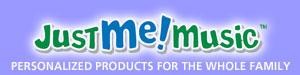 JustMeMusic.com logo