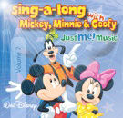 Sing Along With Mickey, Minnie and Goofy